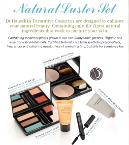 Dr Hauschka Beauty Bag