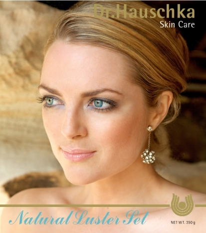 Virginia Bowers Dr Hauschka Beauty Bag